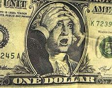 Блог им. Mozgby: Доллар в шоке