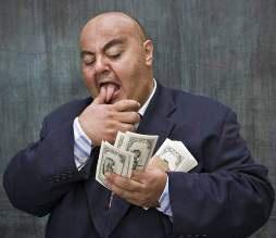 Блог им. amatar: Банкирам ЕС ничего не мешает зарабатывать миллионы
